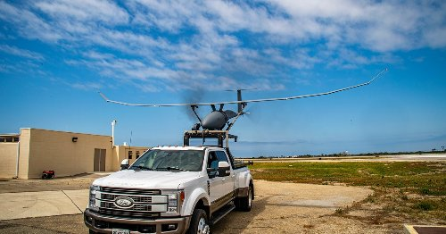 Small drone biz Vanilla Unmanned has big plans for the US Navy