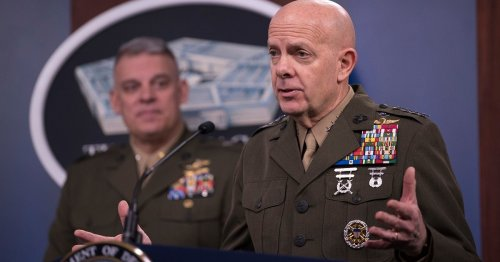 Competition, not war, with China is the future, top Marine says