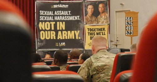 These five Army posts have the highest sexual assault risk, study shows