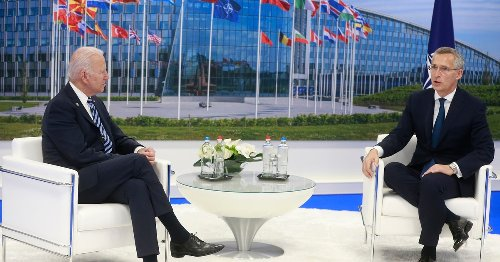 NATO leaders declare China a global security challenge
