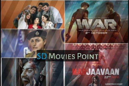 Sdmoviespoint 2021: Latest Bollywood, Dual Audio 300 MB Movies