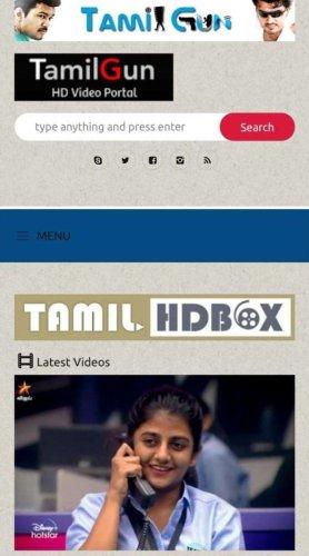 TamilGun 2021: Latest Tamil, Telugu, Malayalam Movies Download in HD