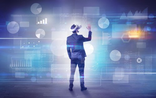 How Virtual Reality Data Visualization Sets A New Standard For Big Data | ARPost