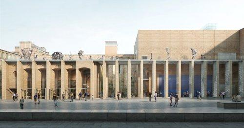 Un MACBA más grande y mejor integrado en la trama urbana de Barcelona