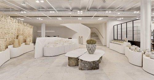 La tienda de A Coruña de Zara Home inaugura el cambio de estilo de la firma