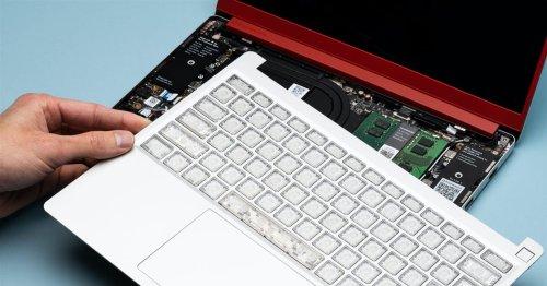 Un ordenador portátil a prueba de obsolescencia programada