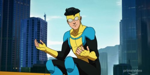 Invincible S1: Clearly TV's most fun superhero shows are on Amazon these days