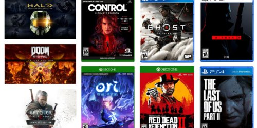 The best game deals we could find in the PlayStation and Xbox spring sales
