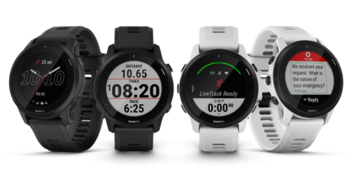 One week with Garmin's newly announced Forerunner 945 LTE and Forerunner 55