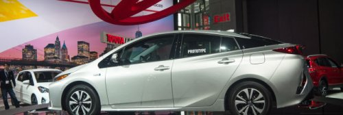 Toyota bet wrong on EVs, so now it's lobbying to slow the transition