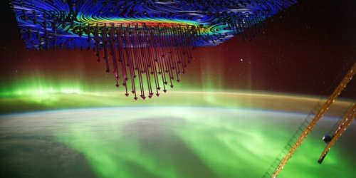 """Physicists find """"definitive evidence"""" of mechanism behind brightest auroras"""