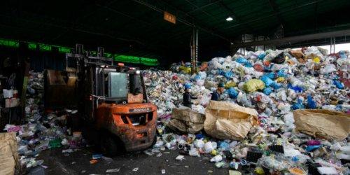 If recycling plastics isn't making sense, remake the plastics