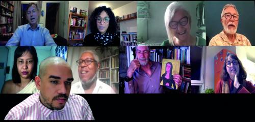 Um vasto arquivo público sobre a curadoria no Brasil