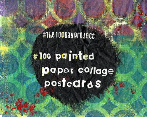 Lessons Learned During The 100 Day Project - Artful Pursuits