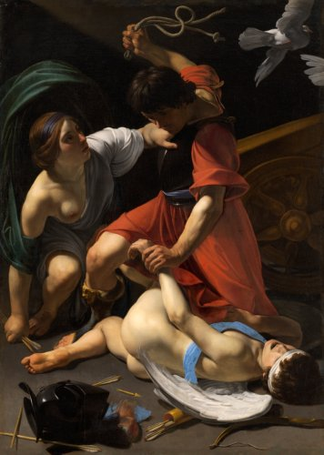 Cupid Chastised | The Art Institute of Chicago