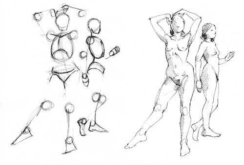 Jake Spicer's ultimate guide to life drawing
