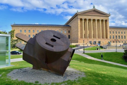 In Pictures: See the Highlights of Frank Gehry's $233 Million Underground Expansion of the Philadelphia Museum of Art   Artnet News