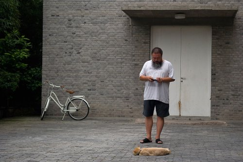 Art Industry News: Ai Weiwei Has an Unusual Number of Cats, and Some of Them Appear to Be Super Cats + Other Stories | Artnet News