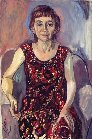 Alice Neel Revolutionized Portraiture for the 20th Century. Here Are 10 Works by the Artist Available on the Artnet Gallery Network