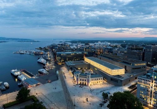 Norway Is Preparing to Open Its $723 Million Megamuseum, Home to 'The Scream,' After Seven Years—Get a Sneak Peek Here