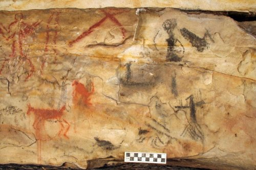 'Like Auctioning Off the Sistine Chapel': An Auction House Sold an Osage Cave Containing Important Prehistoric Art for $2.2 Million | Artnet News
