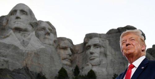 President Biden Nixes Trump's Planned Sculpture Garden Memorializing Antonin Scalia, Davy Crockett, and Other 'American Heroes'
