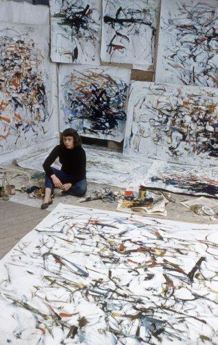 'We Wanted to Unmoor Her From the 1950s': A Joan Mitchell Retrospective at SFMOMA Shows the Artist as You've Never Seen Her Before