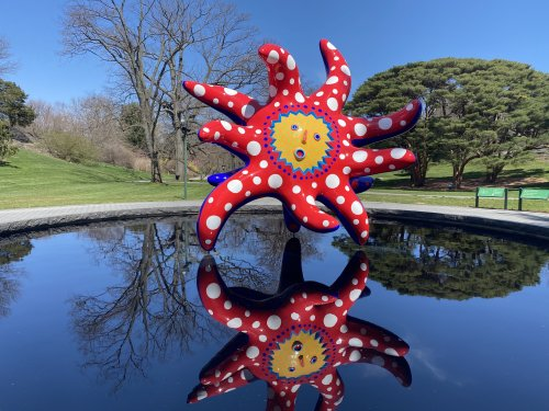 Yayoi Kusama's Exhibition at the New York Botanical Garden Offers New Yorkers a Welcome Shot of Joy—See Images Here | Artnet News