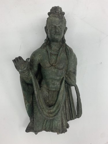 The U.S. Returns 33 Antiquities Stolen From Afghanistan That Are Linked to Disgraced Dealer Subhash Kapoor