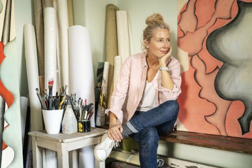 German Artist Judith Milberg On How Geology Inspires Her Work and Why She Would Invite Hilma af Klint to Dinner | Artnet News