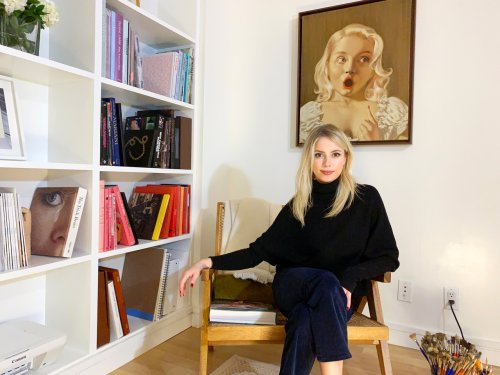 Artist Anna Weyant Paints the Indignities of Being a Young Woman—and Collectors of All Ages Can't Get Enough | Artnet News