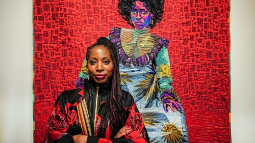 How Bisa Butler Went From Being a High School Art Teacher to an In-Demand Quilter With a Show at the Art Institute of Chicago   Artnet News