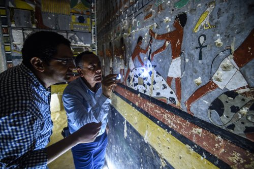 Ancient Egyptians Were Embalming Their Dead Dignitaries a Millennium Earlier Than Previously Known, Experts Find | Artnet News