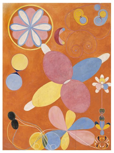 Hilma af Klint's Dazzling Paintings Made Us Question the Source of Genius. Here Are 3 Things You Might Not Know About 'Youth' | Artnet News