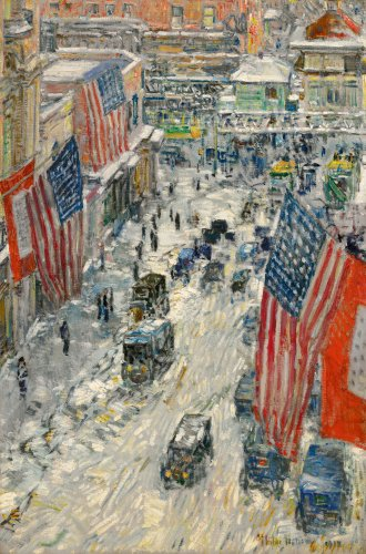 More Museums Are Taking Advantage of Pandemic-Era Rule Changes to Sell Art at Auction, Including a $12 Million Childe Hassam | Artnet News