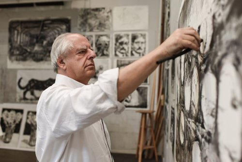 'It's Dangerous and Difficult': Artist William Kentridge on the Challenges for Young Artists Facing Quick Fame and Market Speculation | Artnet News