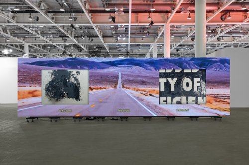 The 5 Most Arresting Works at Art Basel, From an Epic $750,000 Painting by Meleko Mokgosi to a Low-Fi Video That Went Viral on TikTok