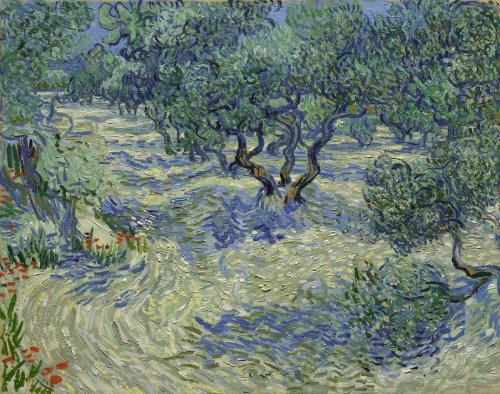 Art Industry News: Analysis of Van Gogh's Letters Reveals New Details About His Spooky Olive Grove Paintings + Other Stories
