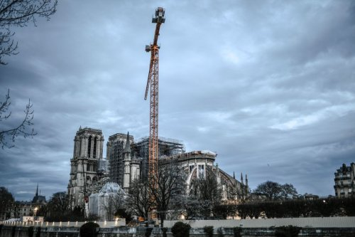 Finally Stabilized After a Catastrophic Fire, Notre Dame Cathedral Is Ready to Be Rebuilt—Maybe in Time for the 2024 Summer Olympics | Artnet News