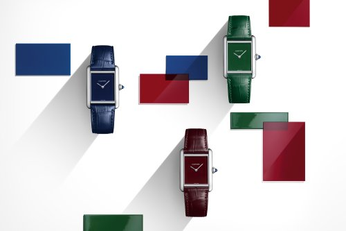 The Art of Craft: Cartier Unveils Three New Timepieces Inspired by Andy Warhol's Favorite Watch | Artnet News