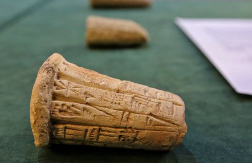 More Than 17,000 Looted Ancient Artifacts Have Returned to Iraq, Where Cultural Heritage Has Been Plundered During Decades of Instability