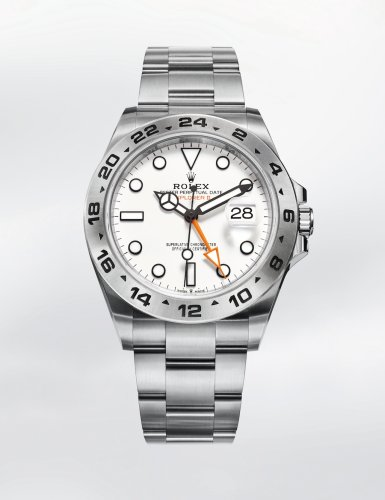 The Art of Craft: Rolex Celebrates the 50th Anniversary of Its Famous Explorer II Watch With a 21st-Century Update