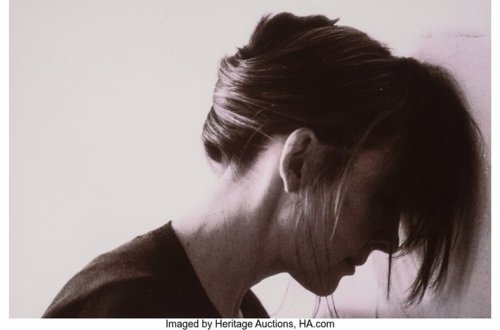 Diane Keaton Los Angeles by AnnieLeibovitz