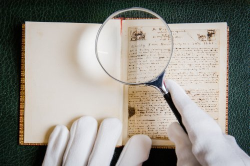 The British Library Has Joined Forces With Other U.K. Institutions to Save a Historic Manuscript Collection From the Auction Block   Artnet News