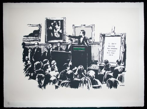 Banksy's Print Market Is a Global Juggernaut That Has Tripled in Value Since 2019. Here's How to Navigate It
