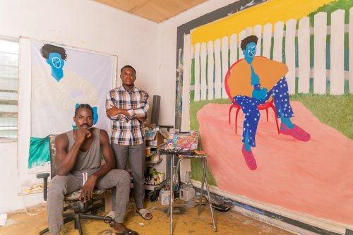 Inside the Accra Art Boom: How a Rising Generation of Dealers in Ghana Are Seizing the Moment