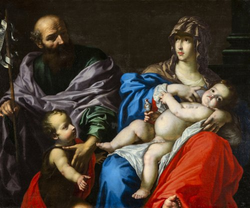 An Art History Professor Spotted an Unusual Painting at a Local Church. Now, It Is Being Hailed as a Major Italian Baroque Discovery
