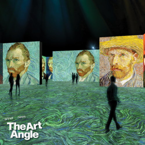 The Art Angle Podcast: How High-Tech Van Gogh Became the Biggest Art Phenomenon Ever   Artnet News