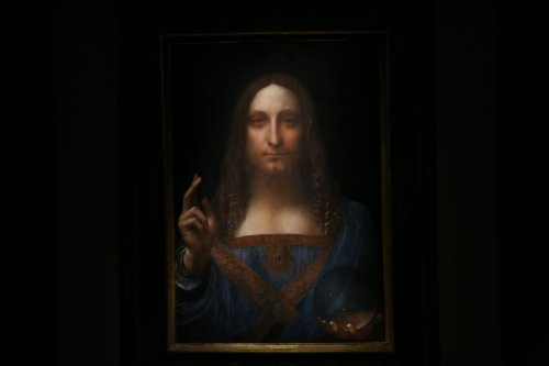 Saudi Arabia Refused to Lend the 'Salvator Mundi' to the Louvre Because It Wouldn't Be Shown Next to the Mona Lisa, a Report Says