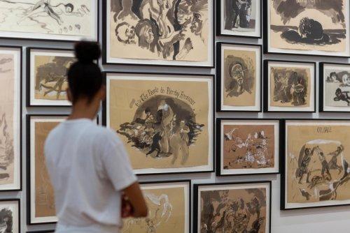 Kara Walker's Museum Survey in Basel Is Difficult, Disturbing—and Very Necessary   Artnet News